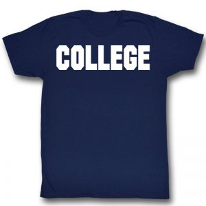 Animal House College Navy