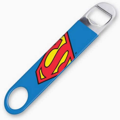 Superman Bottle Opener