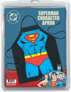 Superman Apron Package