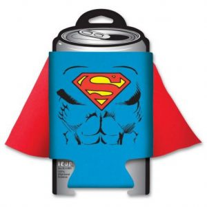 Superman Caped Coozie