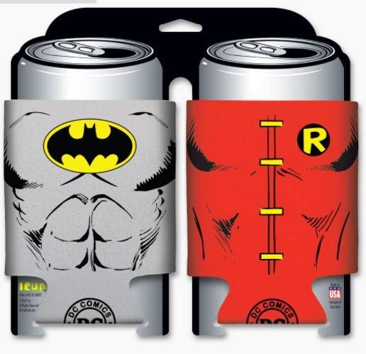 Batman & Robin Coozie Set