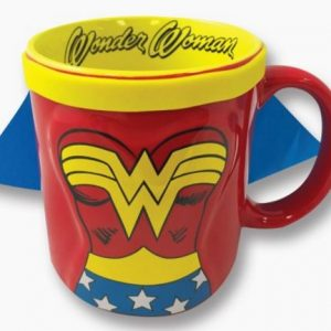 Wonder Woman Molded Mug