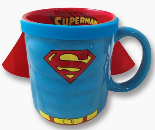 Superman Molded Mug