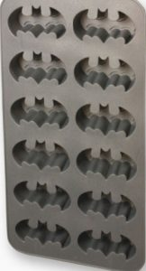 Batman Ice Cube Tray Open