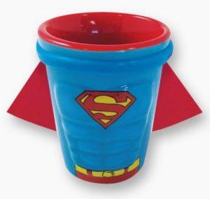 Superman Caped Shot
