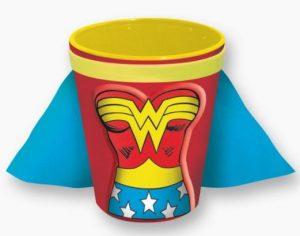 Wonder Woman Caped Shot