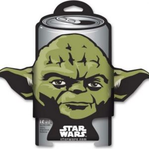 Start Wars Die Cut Yoda Coozie