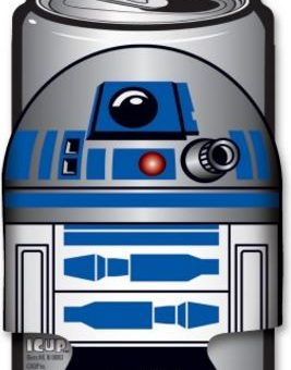 Star Wars Die Cut R2D2 Coozie