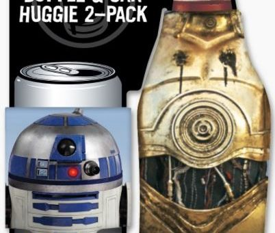R2D2 & C3PO Coozie Set
