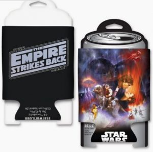 Star Wars Episode V Coozie Front Back