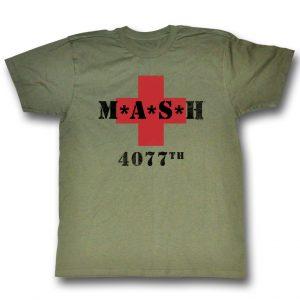 MASH 4077 tee