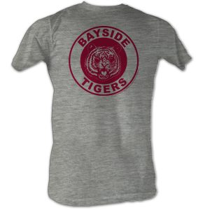 Saved By The Bell Bayside Tigers tee