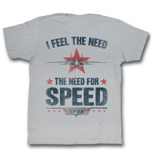 Top Gun Need For Speed tee