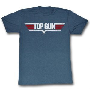 Top Gun Logo tee shirt