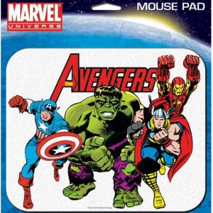 Avengers Mouse Pad