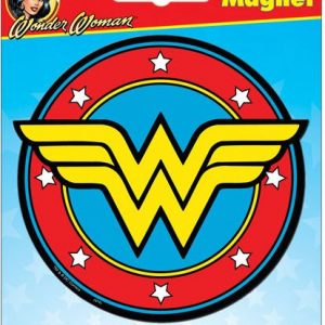 Wonder Woman Car Magnet