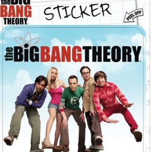The Big Bang Theory Group Sticker