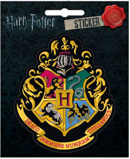 Harry Potter Hogwarts Sticker