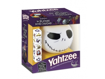 Nightmare Before Christmas Jack YahtzeeNightmare Before Christmas Jack Yahtzee