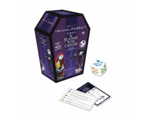 Nightmare Before Christmas Trivial Pursuit Pieces