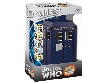 Doctor Who Tardis Yahtzee