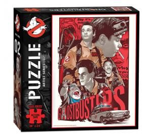 Ghostbusters Series Two Puzzle