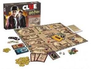 Harry Potter Clue Board Pieces