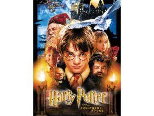 Harry Potter Sorcerer's Stone Puzzle Complete