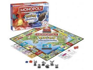 Pokemon Kanto Monopoly Pieces