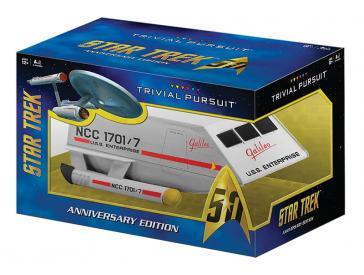 Star Trek 50th Anniversary Trivial Pursuit