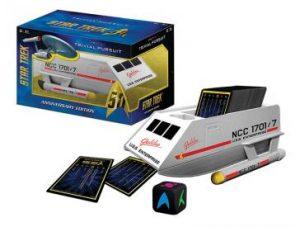 Star Trek 50th Anniversary Trivial Pursuit Pieces