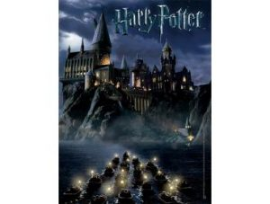 Harry Potter World Of Harry Potter Puzzle Complete