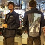 Retro Active Beetles Denim Jacket