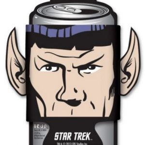 Star Trek Spock Diecut Can Cooler