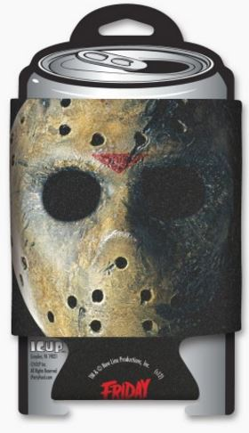 Friday the 13th Jason Mask Can Cooler