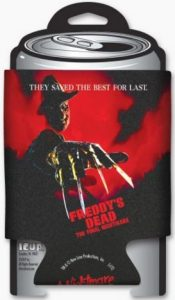 A Nightmare on Elm Street Freddy's Dead Poster Huggie