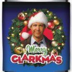 Christmas Vacation Merry Clarkmas Wreath Huggie