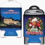 Christmas Vacation Merry Clarkmas Wreath Huggie Front Back