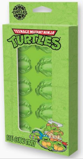 TMNT Turtle Head Ice Cube Tray