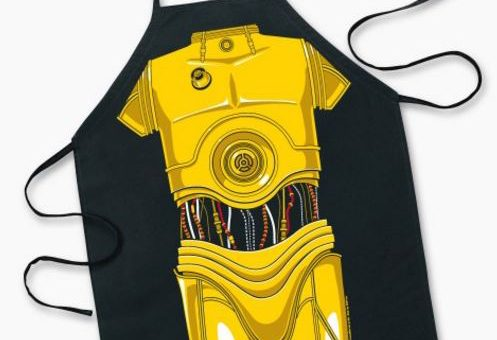 Star Wars C-3PO Be the Character Apron
