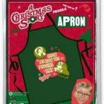 A Christmas Story Show Me How The Piggies Eat Apron Package