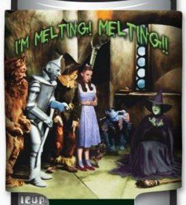 Wizard of Oz I'm Melting Huggie