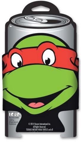 TMNT Raphael Diecut Can Cooler