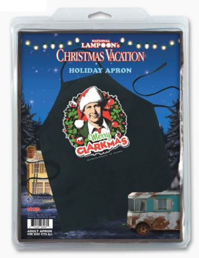 Christmas Vacation Merry Clarkmas Apron Package