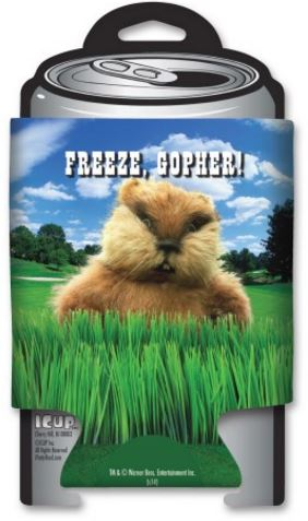 Caddyshack Freeze Gopher Can Cooler