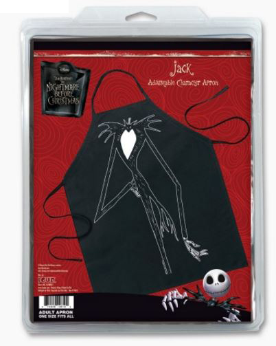 Disney Jack Character Apron Package