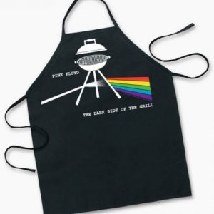 Pink Floyd Dark Side Of The Grill Apron