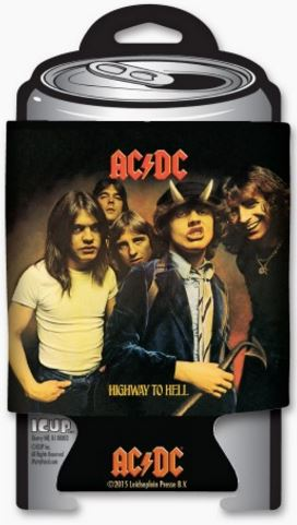 ACDC Highway To Hell Can Cooler