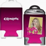 Clueless As If Can Cooler Front Back