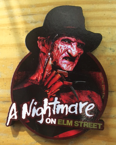 A Nightmare on Elm Street Magnet